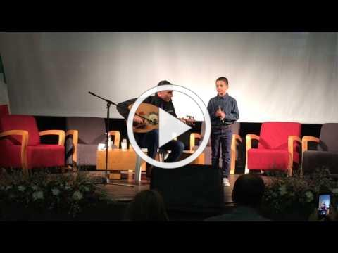 Musical Interlude at Givat Haviva's Annual Shared Society Conference