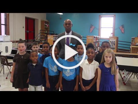 TEACHERS! Superintendent Hopson Thanks You