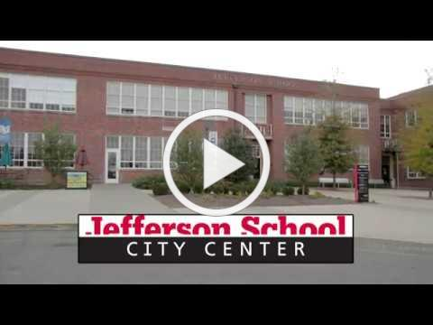 Jefferson School City Center November 2016