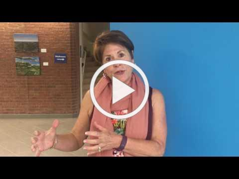 A Mentor Minute with Judy Lindenbach