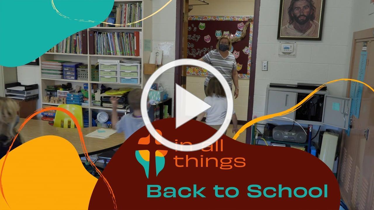 Welcome Back, Teachers!