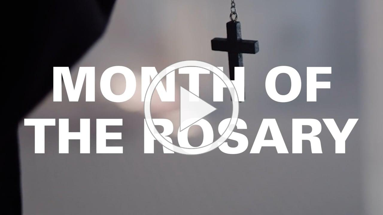 Month of the Rosary 2021