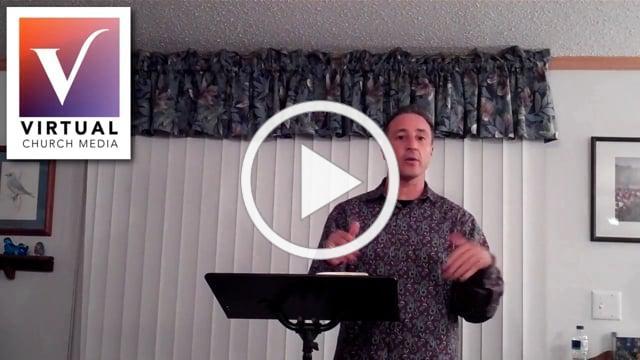 A Spiritual Key for EVERY Healing, Pt 1, VirtualChurchMedia.com