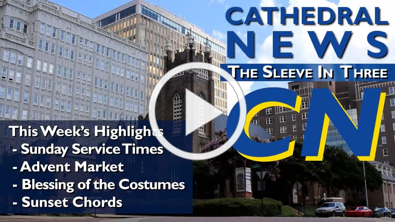 Cathedral News   10/10/2021