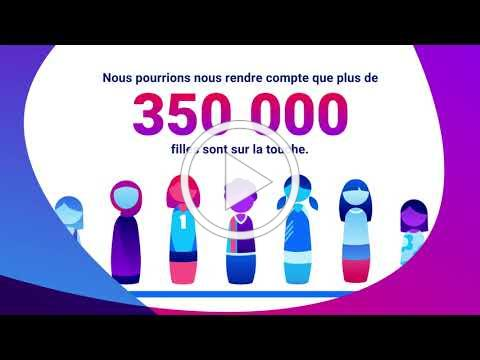 L'impact de la pandémie sur les filles dans le sport