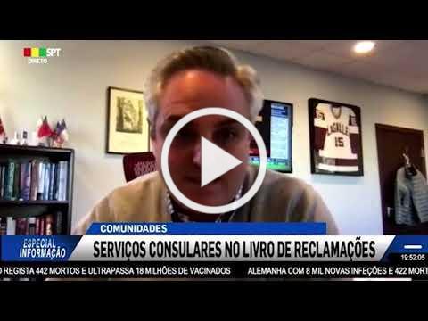 Daniel DaPonte's Interview on Consular Services