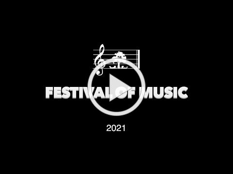 2021 DG58 Virtual Festival of Music