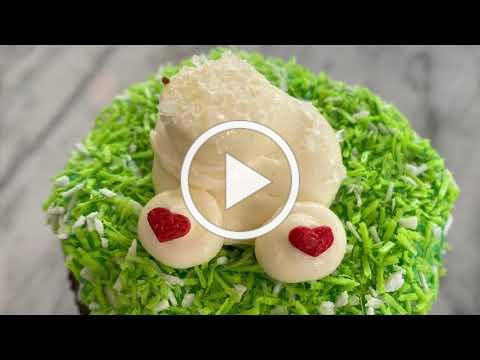 Osterville Village Library presents Bunny Butt Cupcakes with Amie Bakery