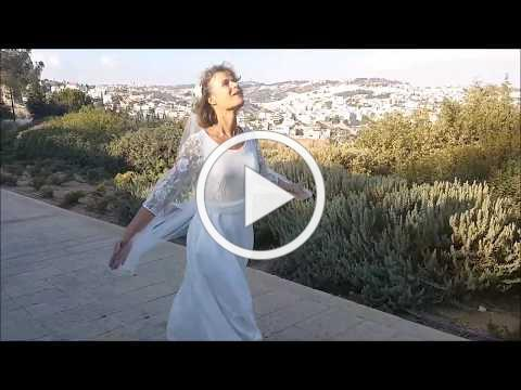 Dance with me oh Lover of My soul...(in Israël/Jeruzalem)