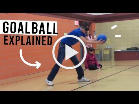 Goalball, Explained