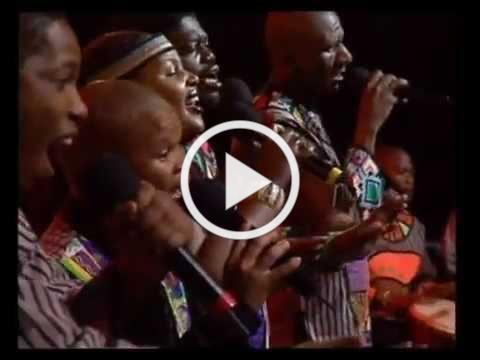 This Little Light Of Mine - Soweto Gospel Choir.flv