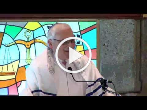 "Yom Kippur Sermon, 5782, Rabbi Joshua Hammerman, ""A Default on Forgiveness"""