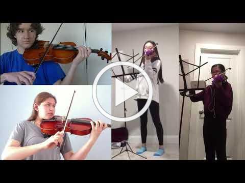 Theme from Piano Sonata K.331 by WA Mozart