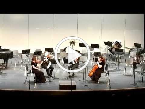 Ballard HS 2019 Spring Orchestra Quartet