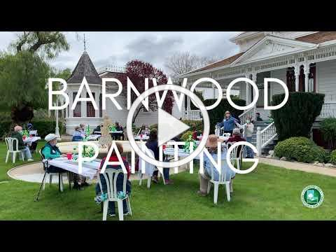 Barnwood Painting Social at Ravenswood Historic Site