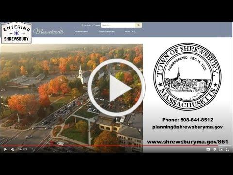 Shrewsbury Town Center District Commercial 2021