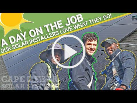 Our Solar Installation Crews Love What They Do, and It Shows!