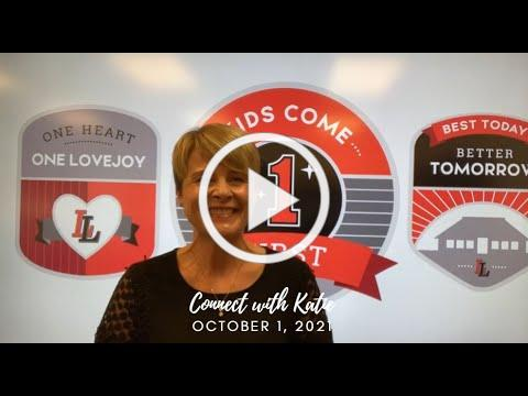 Connect with Katie