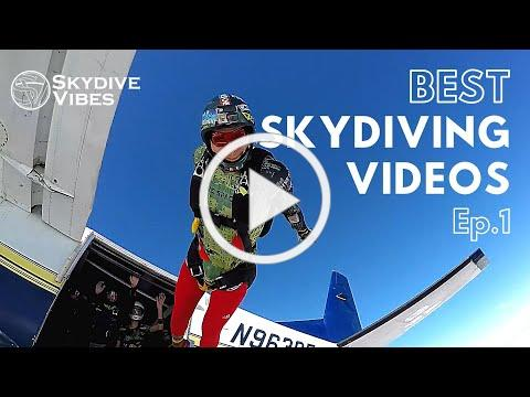 BEST Skydiving Videos Compilation | Episode 1 [2020]