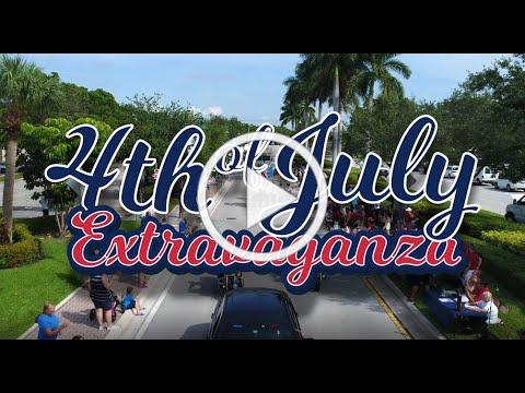 The City of Margate 4th of July 2021 Extravaganza