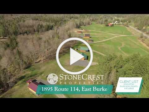 East Burke VT Real Estate for Sale. 1895 Route 114