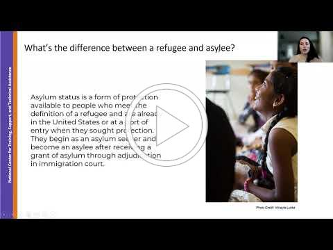 Serving Refugees and Humanitarian Migrants in Health and Social Service Settings Challenges