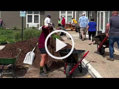 COD Cares brings green thumbs to BEDS