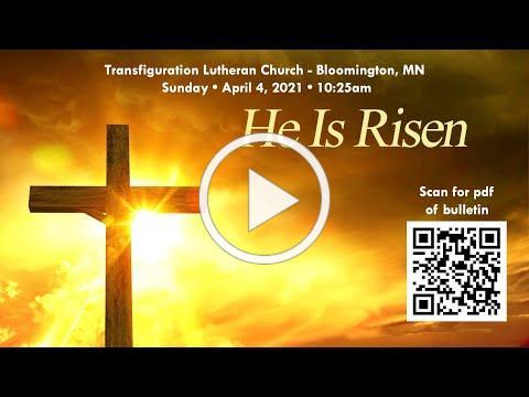 TLC Live-Stream - 4/4/2021 - 10:25am - Easter Sunday LIVE