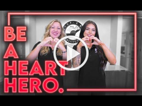 Be A Heart Hero