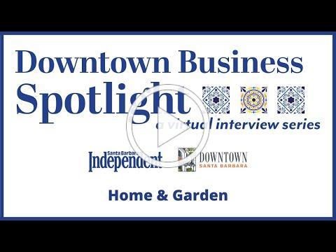 Downtown Business Spotlight - Home & Garden