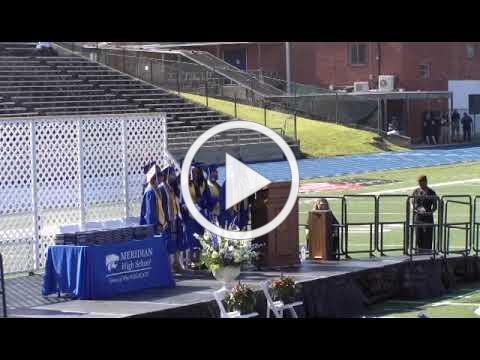 Meridian High School Graduation 2021