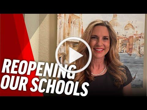 Reopening Our Schools Safely Amid a Pandemic - Dr. Tracey Miller