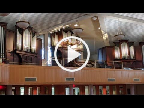 Blessing for Organ and Mass of Dedication