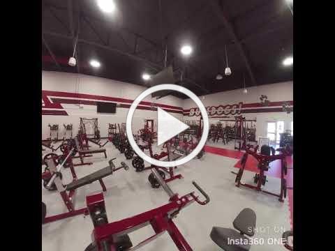 360 view of Godfrey Gym