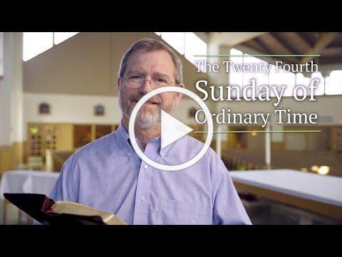 Twenty-fourth Sunday of Ordinary Time