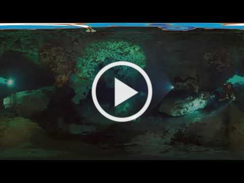 360 Cave Dive The Mayan Skyway 1