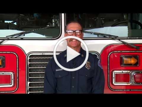 Ventura City Fire- Emergency Backpack Go Kit