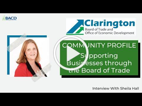 Community Profile - Supporting Businesses through the Board of Trade