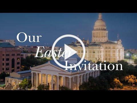 FUMC Holy Week Invitation 2021