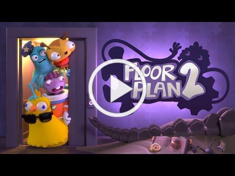 Floor Plan 2 | Announce Trailer | Oculus Quest + Rift Platforms