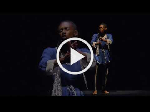 """Piano Slam 6 Lenelle Moise performs her poem """"Noah"""" with Piano Duo Yoo & Kim"""