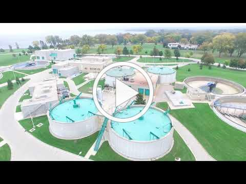 FDL Drone WasteWater Treatment Video