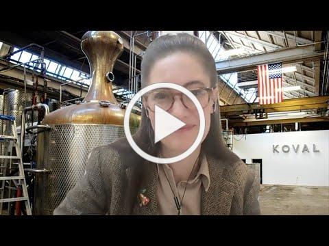 Craft Spirits TV: Austrian Imbibing with Koval's Sonat Birnecker Hart