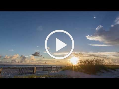 Sunset Time Lapse on Hilton Head Island