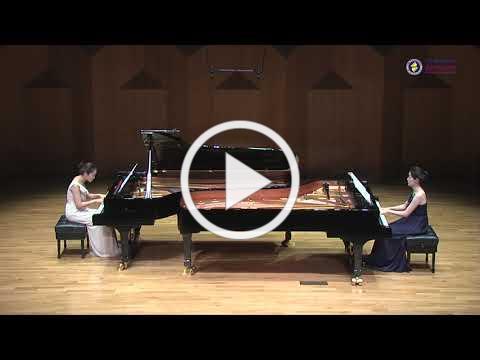 Richard Rodney Bennett-Four Piece Suite for 2 Pianos 4 Hands