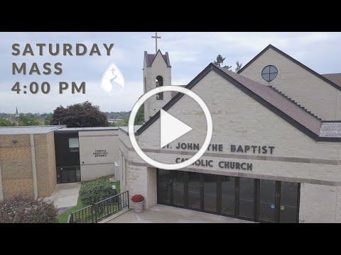 Mass for Saturday, November 14 - 4:00 pm