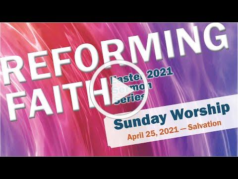 Sunday Worship Service for Open Door Churches of Salem and Keizer (UMC) - April 25, 2021