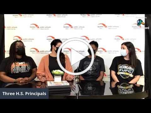 August Buzz Chats - High School Principals