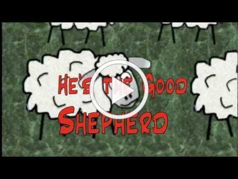 The Baa Baa Song (He's the Good Shepherd) - Sibling Harmony