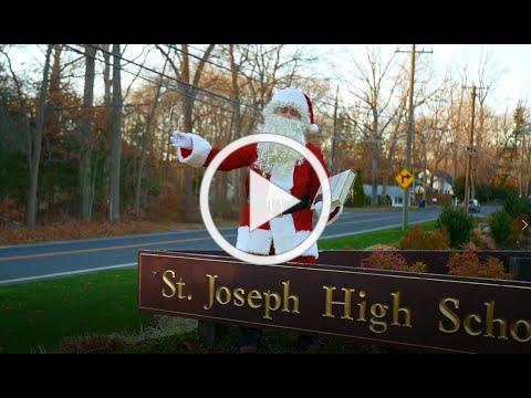 St Joe's Virtual Tree Lighting!